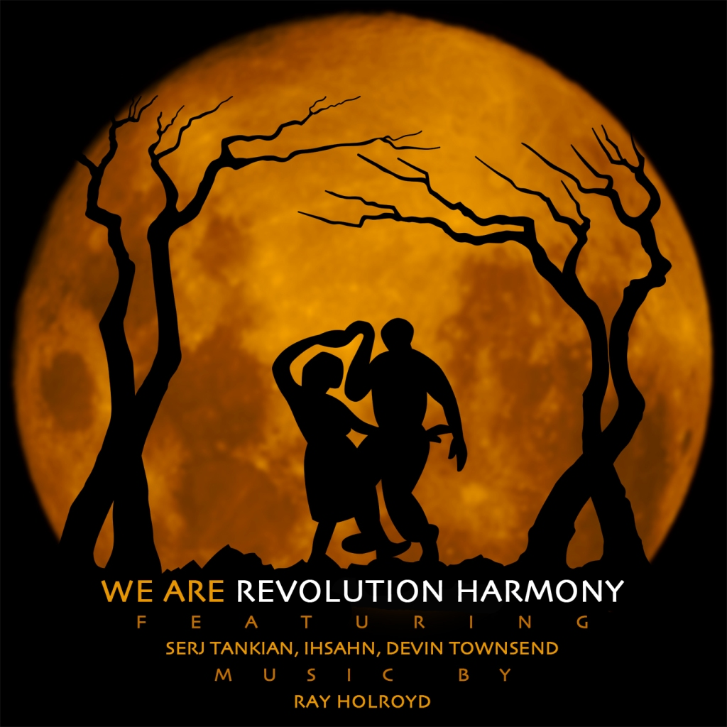 Revolution Harmony - We Are - promo cover pic - #2