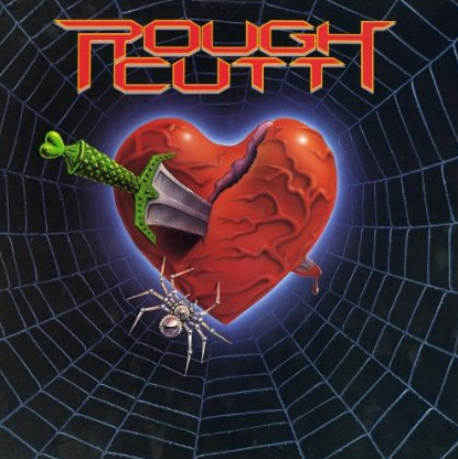 Rough Cutt - Debut Album - promo cover pic