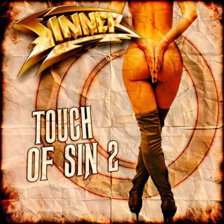 Sinner - Touch Of Sin 2 - promo cover pic