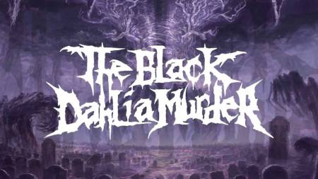 The Black Dahlia Murder - Everblack - promo banner - 2013