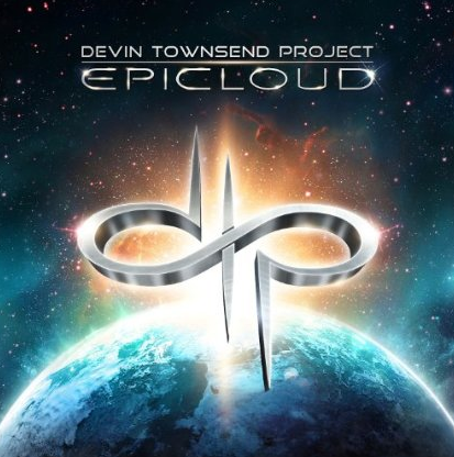 The Devin Townsend Project - Epicloud - promo cover pic