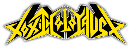 Toxic Holocaust - Classic Band Logo - Yellow & Black