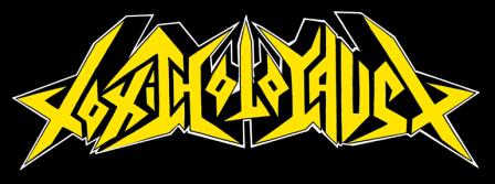 Toxic Holocaust - Classic Band Logo - Yellow & Black