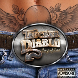 Trucker Diablo - Songs Of Iron - promo cover pic