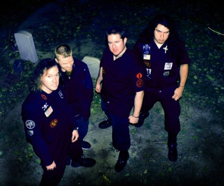Zombie Death Stench - band promo pic - #2 - 2011