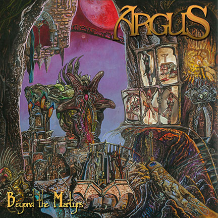 Argus - Beyond The Martyrs - promo cover pic