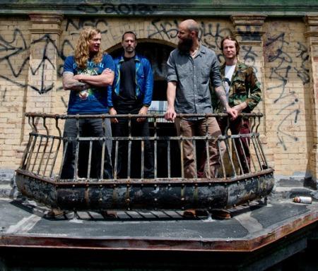 Baroness - band promo pic - #121 - 2013 - doug seymour