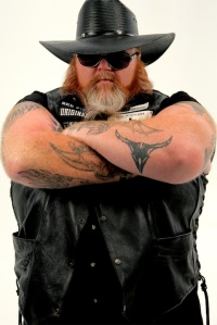 Big Dad Ritch - #2 - Texas Hippie Coalition - publicity pic - Carved Records - #1