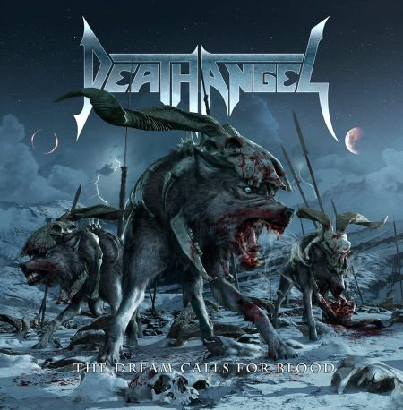 Death Angel - The Dream Calls For Blood - promo cover pic