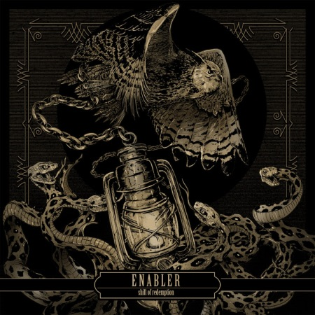 Enabler - Shift Of Redemption - promo cover pic