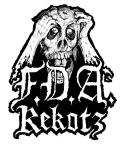 FDA Rekotz - logo - B&W - #2 - 2013