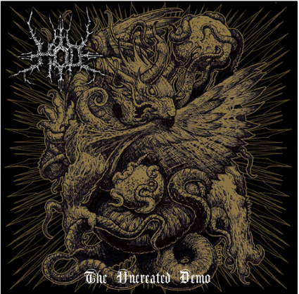 HOD - The Uncreated Demo - promo cover