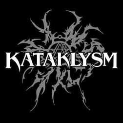 Kataklysm - Tribal Sun - Logo - B&W