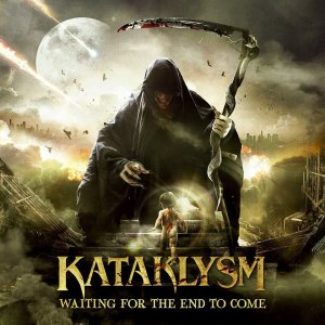 KATAKLYSM - Waiting For The End To Come - promo cover pic