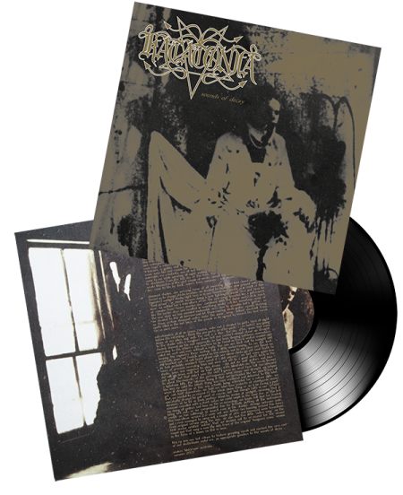 Katatonia - Sounds Of Decay - vinyl - promo pic