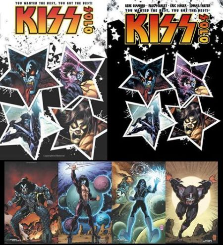 Kiss - solo paperbacks - promo pic - 2013