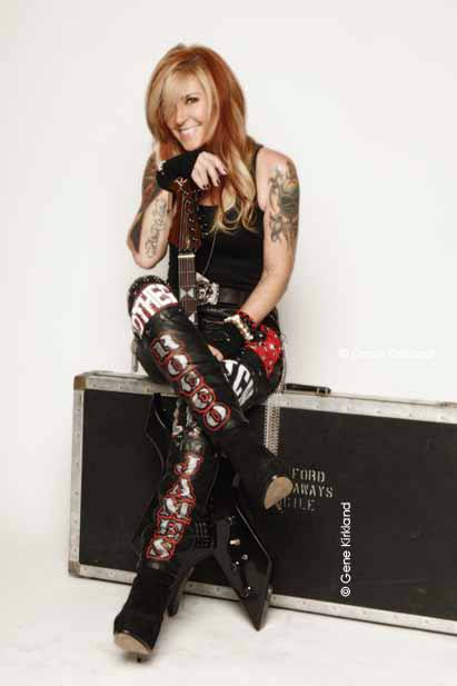 LITA FORD ldquo The Bitch Is Back hellip Live rdquo ndash Album Is Stone rsquo s