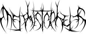 MEPHISTOPHELES - band logo - B&W