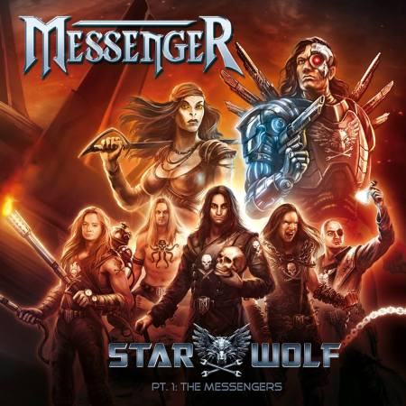 Messenger - Starwolf - Pt. 1 - The Messengers - promo cover pic