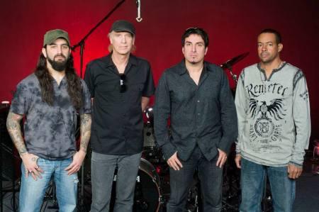 Mike Portnoy - Sheehan - Sherinian - MacAlpine - promo pic - 2013 - #1