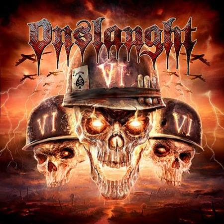Onslaught - VI - promo cover pic!