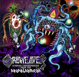 Orbweaver - 2013 - EP - Promo Cover Pic