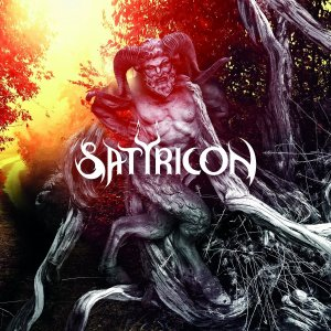 Satyricon - Self-Titled - promo cover pic