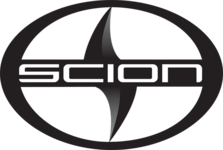 Scion - Logo - Black on White - promo