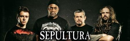 Sepultura - promo band banner - 2013 - #1