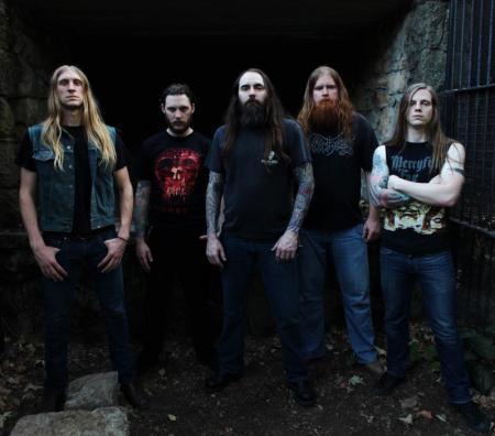 Skeletonwitch - band promo pic - #1 - 2013 - 66