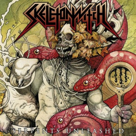 Skeletonwitch - Serpents Unleashed - promo cover pic
