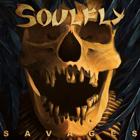 Soulfly - Savages - promo cover pic!