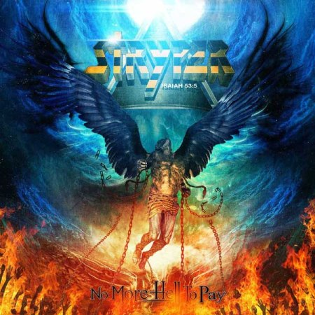 Stryper - No More Hell To Pay - promo cover pic