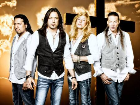 Stryper - promo band pic - #78 - 2013