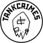 Tankcrimes - logo - B&W
