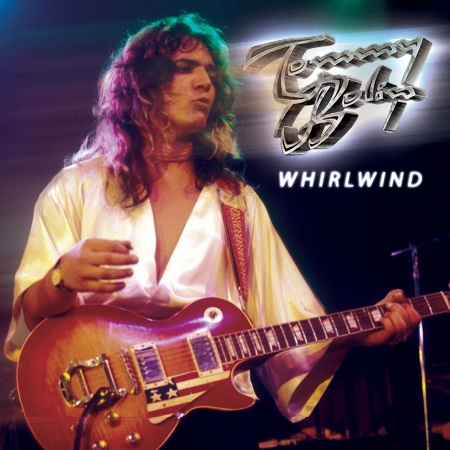 Tommy Bolin - Whirlwind - promo cover
