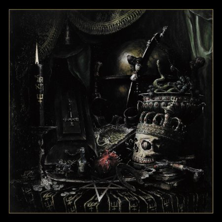 Watain - The Wild Hunt - promo cover pic