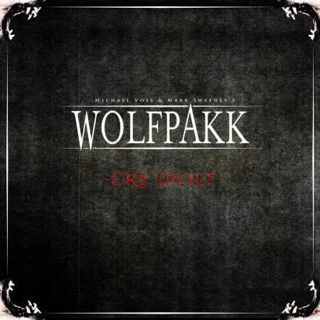 Wolfpakk - Cry Wolf - promo cover pic