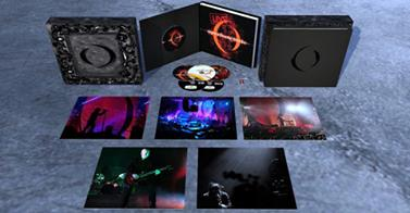 A Perfect Circle Live - Box Set - 2013 - promo pic
