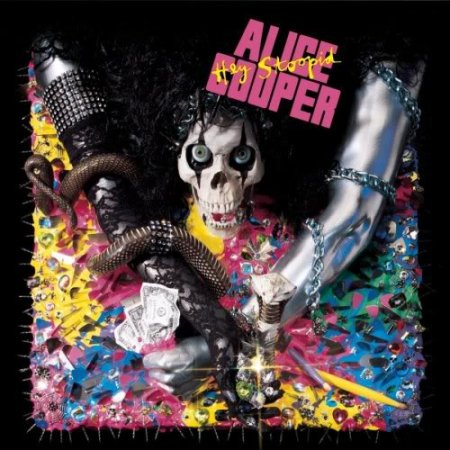 Alice Cooper - Hey Stoopid - promo cover pic - 2013