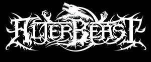 ALTERBEAST - Large Band Logo - B&W - 2013
