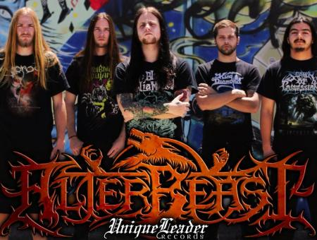 Alterbeast - promo band pic - #1 - 2013