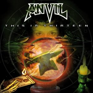 ANVIL - This Is Thirteen - promo cover pic - 2013 - #1