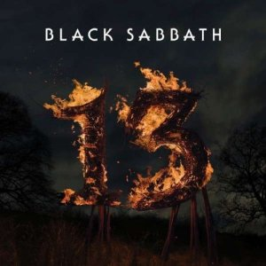 BLACK SABBATH - 13 - large promo cover pic - 2013 - #3