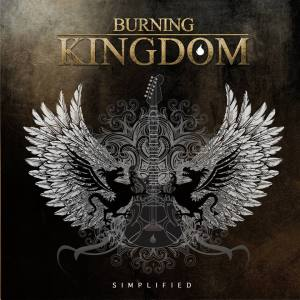 Burning Kingdom - Simplified - promo cover pic - 2013