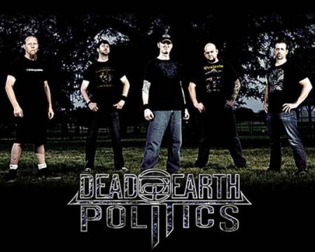 Dead Earth Politics - band promo pic - band logo - #1 - 2013