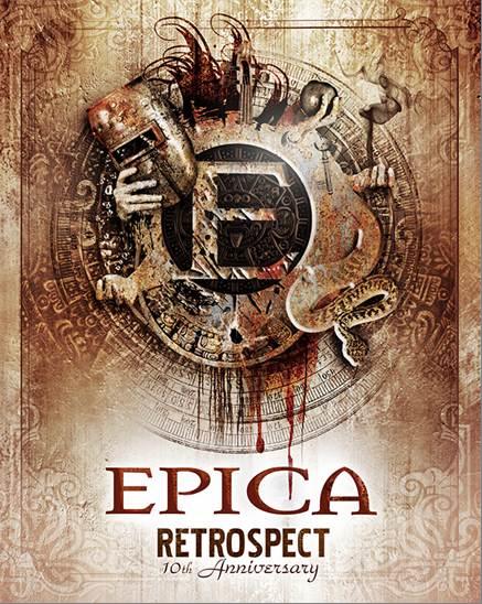 Epica - Retrospect - promo cover pic