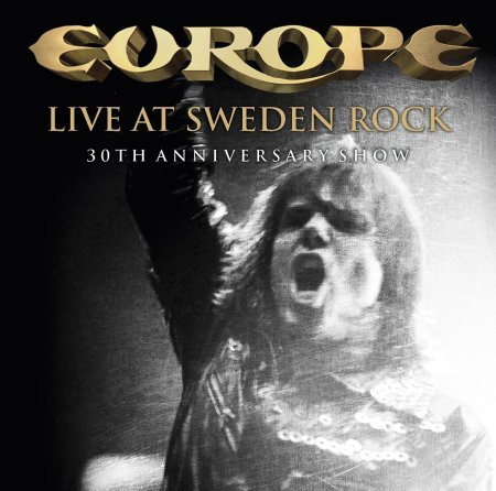 Europe - Live At Sweden Rock - promo cover pic - #2