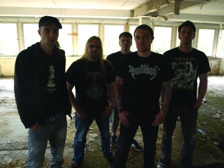 Goregast - promo band pic - 2013 - #1
