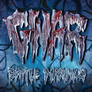 GWAR - Battle Maximus - promo cover pic!